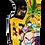 "Thumbnail: Stickers ""Dragon's Fight Vs Dragon's Fight Z"""