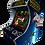 """Thumbnail: Stickers Bartop """"Guerre Galactique"""""""