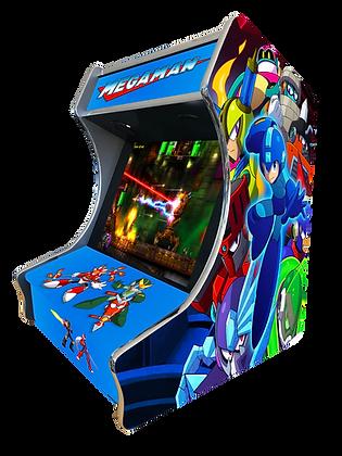 """Stickers Bartop """"Mega Man"""""""