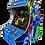 "Thumbnail: Stickers Bartop ""Mega Man"""
