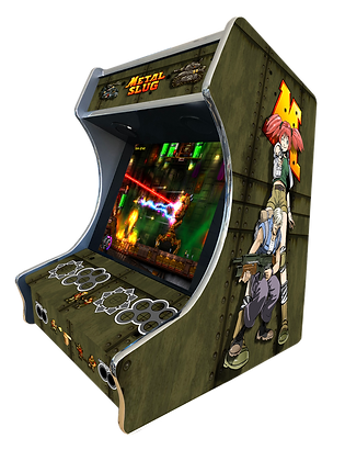 "Stickers Bartop ""Metal Slug"""