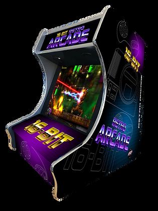 """Stickers Bartop """"Rétro Arcade"""""""