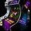 "Thumbnail: Stickers Bartop ""Rétro Arcade"""