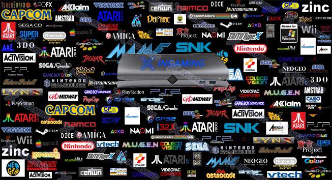Console TV Ingaming-box