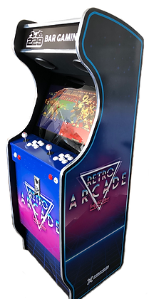 "Borne ""Retro Arcade"" PRO"