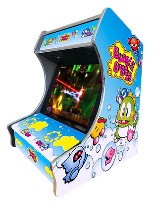 "Stickers Bartop ""Bubble Bobble"""