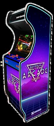 """Stickers """"Rétro Arcade"""""""
