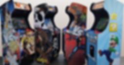 borne arcade, rétro-gaming, ingaming, borne jeux, jeux rétro, bartop