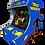 "Thumbnail: Stickers Bartop ""OVNI"""