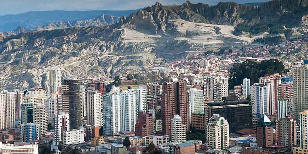 INFOSECURITY TOUR - SANTA CRUZ BOLIVIA VIP