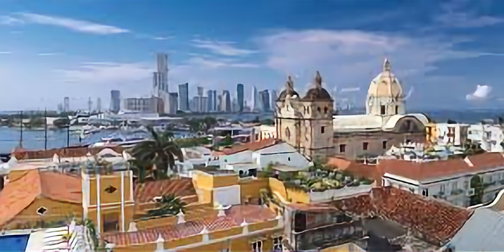 INFO SECURITY TOUR -  CARTAGENA COLOMBIA VIP