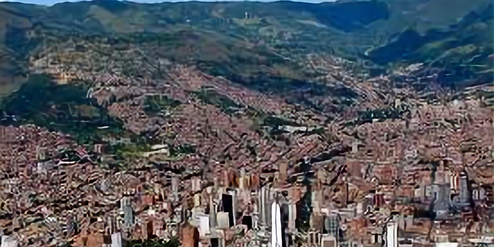 INFO SECURITY TOUR -  MEDELLÍN COLOMBIA VIP