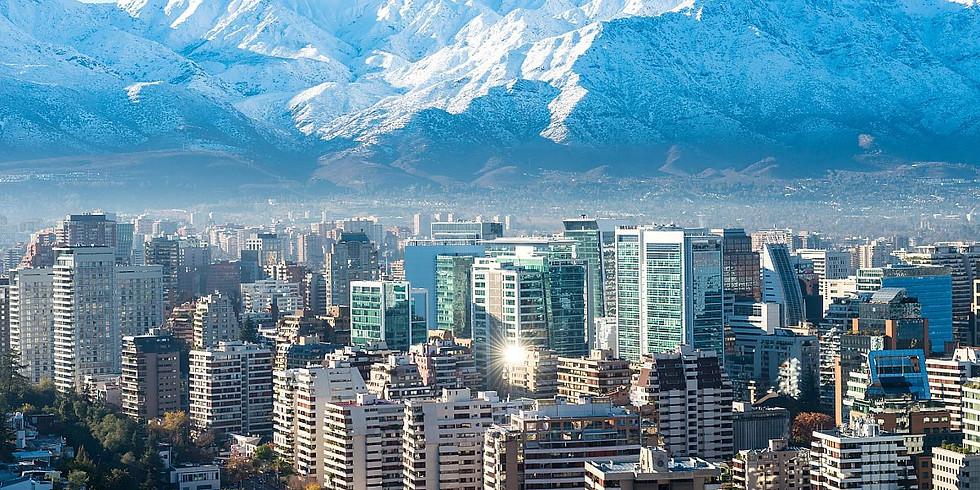 INFOSECURITY TOUR - SANTIAGO CHILE VIP