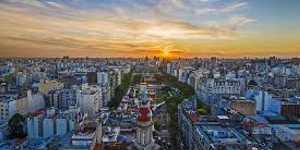 INFO SECURITY TOUR -  MEGAEVENTO BUENOS AIRES ARGENTINA