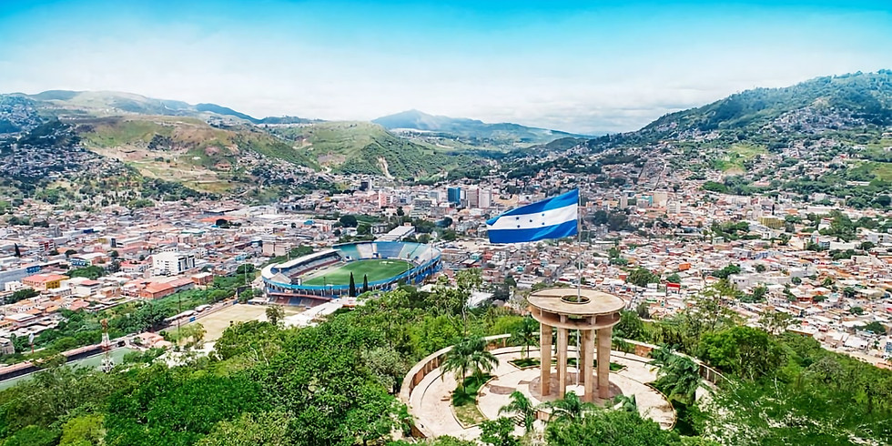 INFOSECURITY TOUR - TEGUCIGALPA HONDURAS VIP
