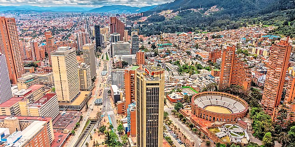 INFO SECURITY TOUR -  BOGOTA COLOMBIA
