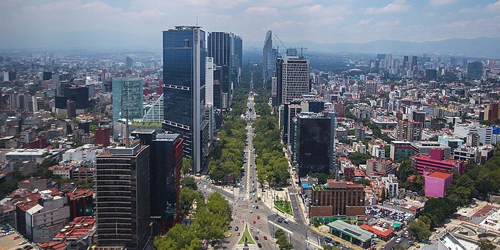 INFOSECURITY TOUR - CDMX MÉXICO
