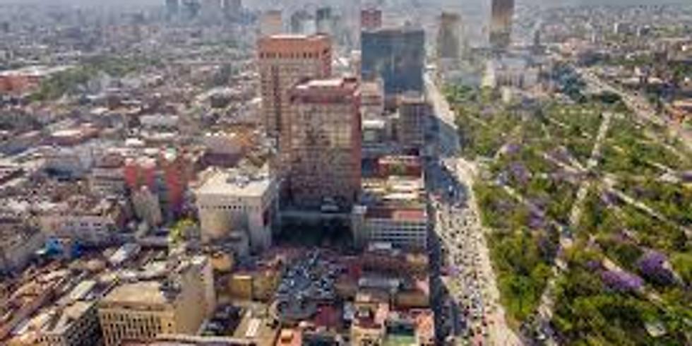 INFO SECURITY TOUR -  CDMX MÉXICO