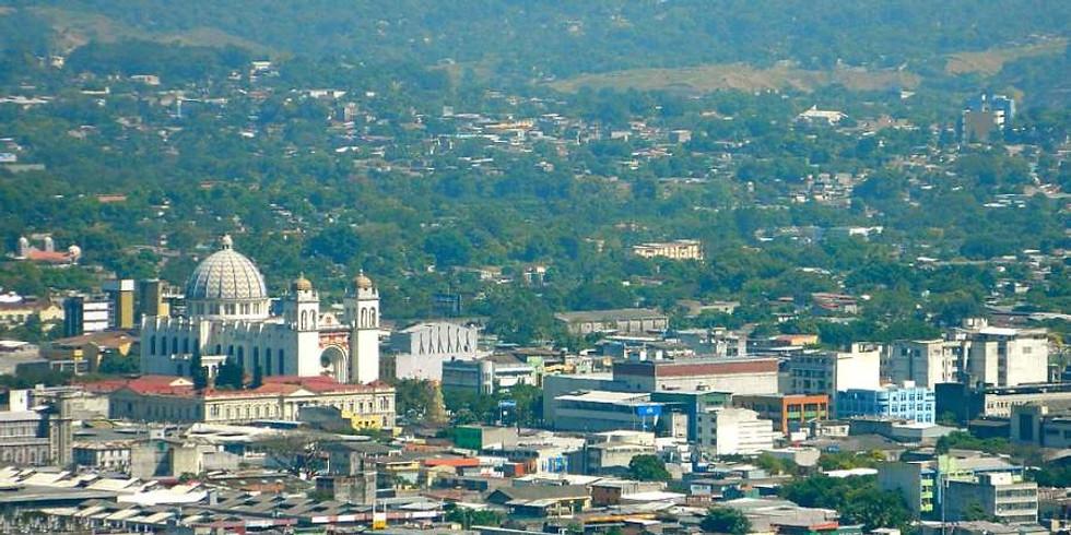 INFOSECURITY TOUR - SAN SALVADOR EL SALVADOR VIP