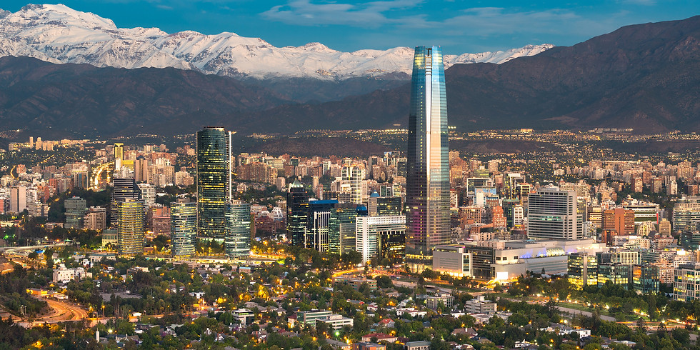 ISEC INFO SECURITY TOUR  Santiago Chile VIP