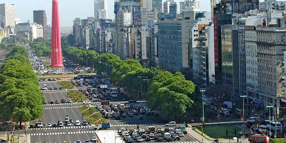 INFOSECURITY TOUR - MEGAEVENTO BUENOS AIRES ARGENTINA