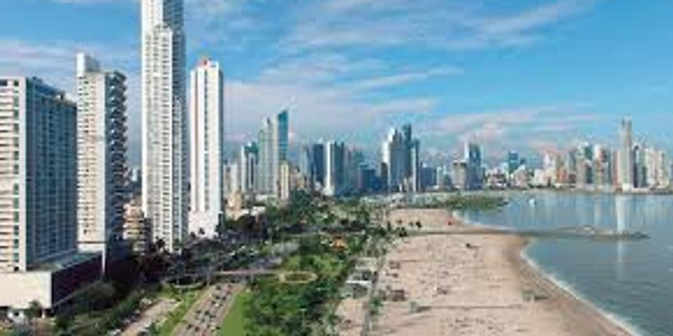 INFO SECURITY TOUR -  CIUDAD DE PANAMÁ VIP