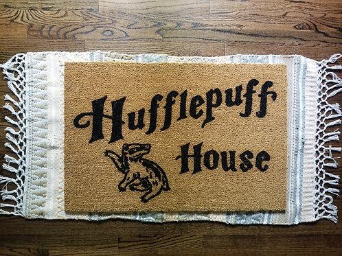 House Hufflepuff | Harry Potter House Doormat