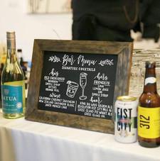 Custom Bar Signage