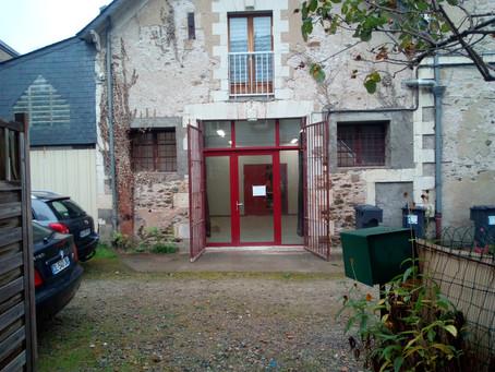 Ça ouvre ! Mµ et Gink-Go vous invite à célébrer l'ouverture du sans-chichi à Rochefort-sur-Loire