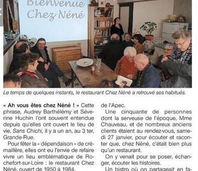 Le Sans Chichi, projet initié par Mµ et GinkGo : dépendaison de crémaillère et poudre d'escampet