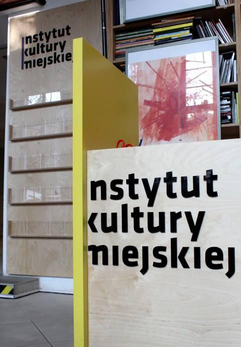 Stand Instytut Kultury Miejskiej