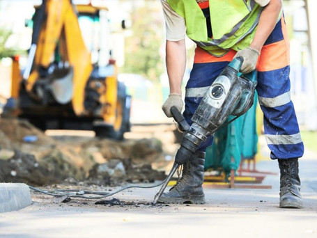 Manage the risks and prevent hand-arm vibration syndrome