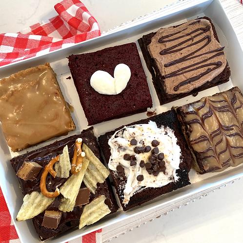 Box of Chocolates (Brownies)