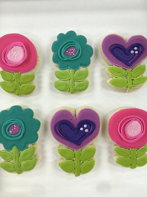 Flower Lovers Cookies
