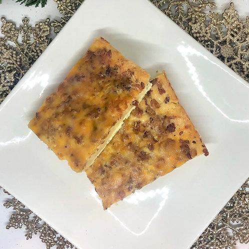 Bacon Egg & Cheese Casserole