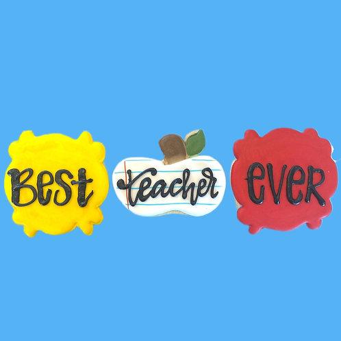 Best teacher ever set