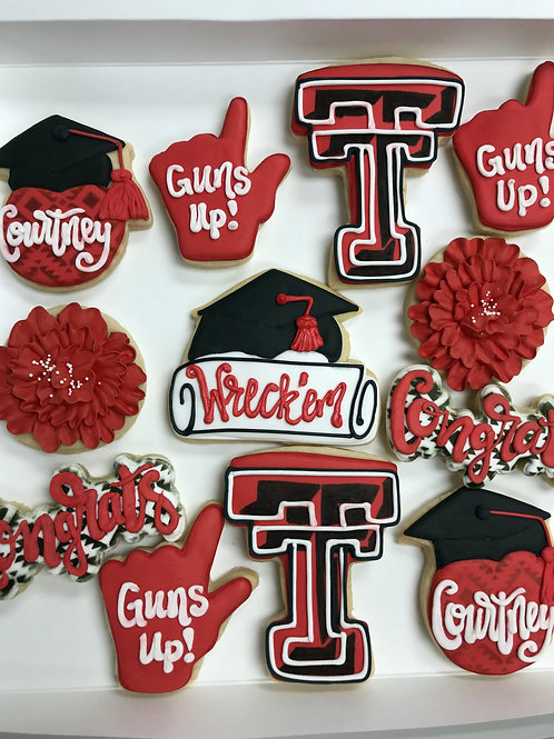 Girly Graduation Set