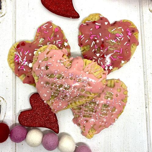 Pop Tart Hearts
