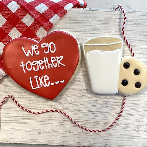Milk & Cookies Set