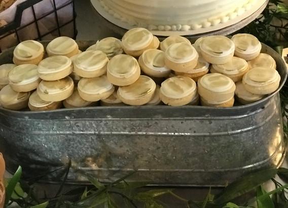 Mini Decorated Cookies