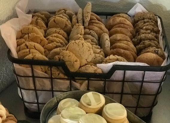 Mini Assorted Cookies