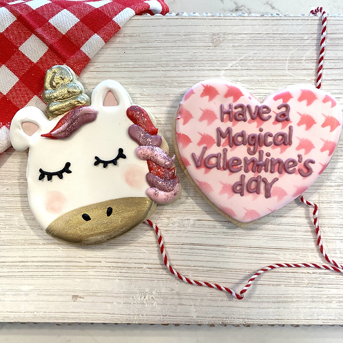 Have a MAGICAL V-Day Cookies