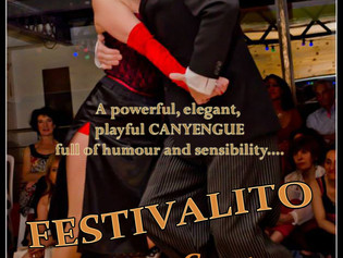 Canyengue Festivalito in Crest (26) France, 31 August-2 September 2018!