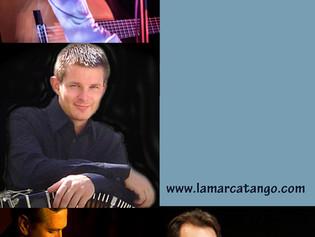 """Orchestre """"La Marca Tango Cuarteto"""".... en concert à Noirmoutier le 28 septembre!"""