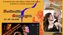 PROGRAMME pour l'été -  Tango Meeting de CREST - 19-24 Juillet et 9-14 Août