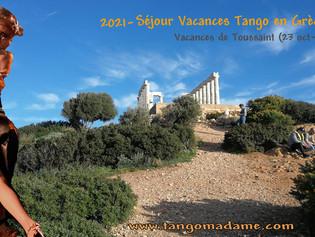 SEJOUR TANGO VACANCES EN GRECE - Pendant les Vacances de Toussaint!