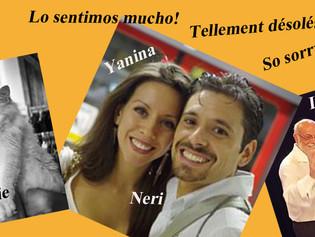 ANNULATION du Festival Tango de Crest Août 2020