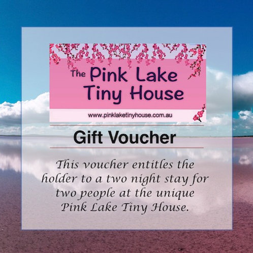 Two night stay (Two people) Gift Voucher
