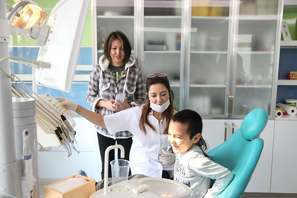 Kids dentistry İstanbul Asia Dent