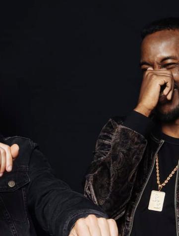 """Nu är Ricky Rich & Blizzy tillbaka med nya Spotify Studio 100 samarbetet """"Guitar""""!"""
